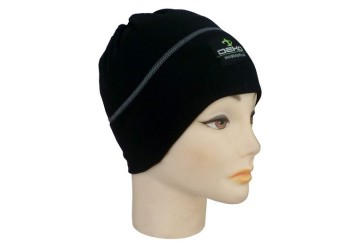 Cappello scaldacollo MICRO nero DEKO